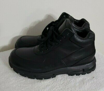 Nike Air Max Goadome ACG Black/Black Men's Boots *In Great Condition*