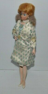 BARBIE DOLL Fashion Model Collection Continental Holiday w/ vintage Head