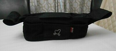 Britax Stroller Organizer with Cup Holders - black