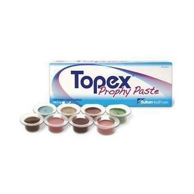 Sultan 30001 Topex Prophy Paste Cherry Coarse Grit With Fluoride 200/Bx