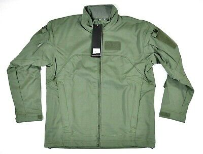 NEW! US Navy Issued Massif Elements Jacket FR NAVAIR Sage Green Size Large NWT!