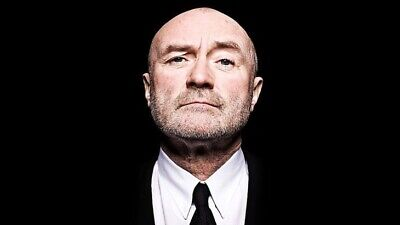 1x Phil Collins in Stuttgart am 05.06.2019