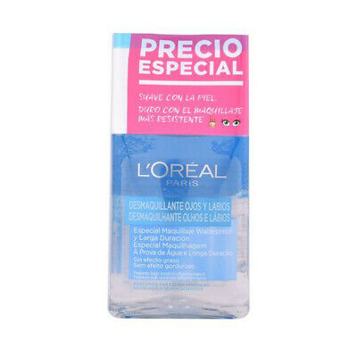 S0563009 111118 Démaquillant yeux Waterproof L'Oreal Make Up (125 ml)