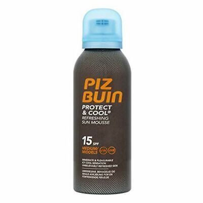 S0563046 52019 Protecteur Solaire Protect & Cool Piz Buin SPF 15 (150 ml)