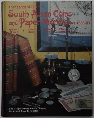 Krause The standard guide to South Asian coins and paper money India Inde
