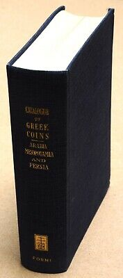 Hill, Catalogue of the Greek coins of Arabia, Mesopotamia and Persia. Forni ed.