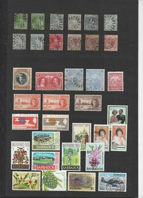 Barbados Collection On 3 Pages