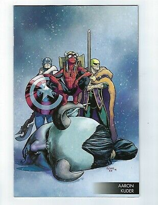 War Of The Realms # 4 Young Guns Variant Cover NM Marvel