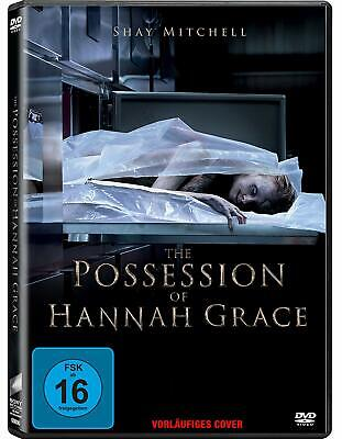The Possession of Hannah Grace [DVD] *NEU* DEUTSCH Cadaver Horror Horrorfilm