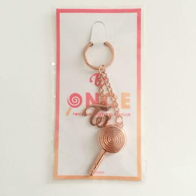 New Twice Japan Official Fan Club ONCE Limited Key Holder/Key Chain/Key Ring FC