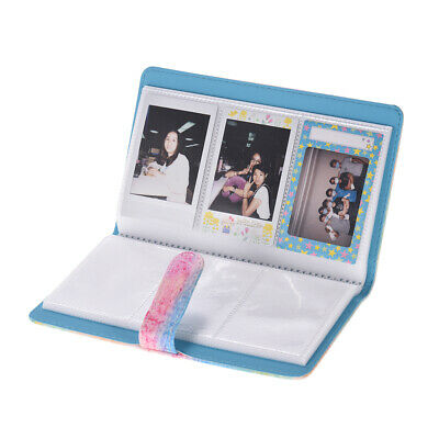 96 Pockets Mini Photo Album Photo Book Album for Fujifilm Instax Mini 9 8 D0V9