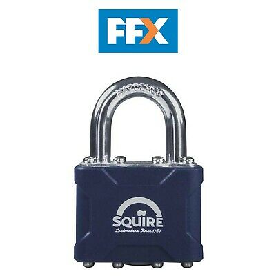 Henry Squire 37 Stronglock Padlock Open Shackle 44mm