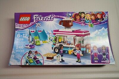 Lego Friends 3 Pcs New Exotic Bird Lot Animal Parrot White Blue