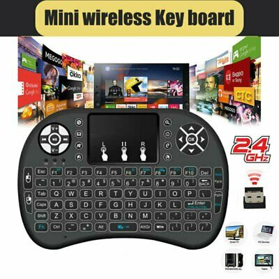 Mini 2.4GHz Wireless Keyboard with Touchpad for TV Android