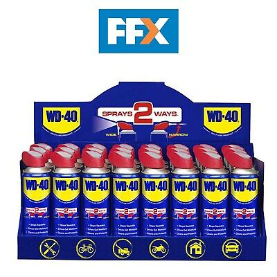 WD40 W / D44237 Multi-Uso Mantenimiento Smart Paja 450ml (Funda de 24)