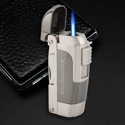 Excellent Gift Metal Wind-proof Pneumatic Lighter with Bottle Opener Portable