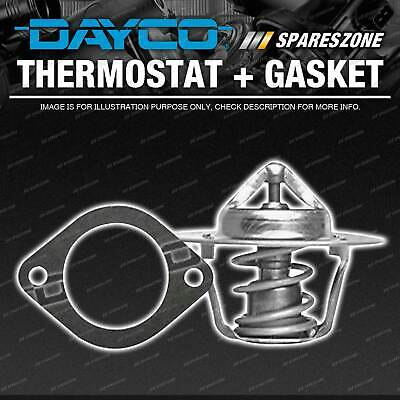 DAYCO Thermostat + Gasket For Chrysler Regal Valiant VC VE VF VG VH VJ VK