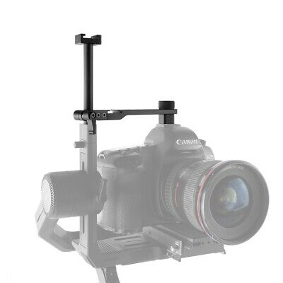 New Hot Shoe Extension Bracket For Moza Air 2 3-Axis Handheld Gimbal