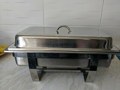Olympia Chafing Dishes/Gastronorm Pans 9 litres