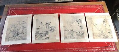 Set Of Chinese Pictures