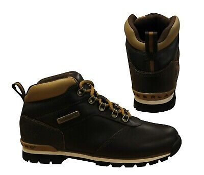 TIMBERLAND SPLIT ROCK 2 Hiker Black Black Mens Boots EUR
