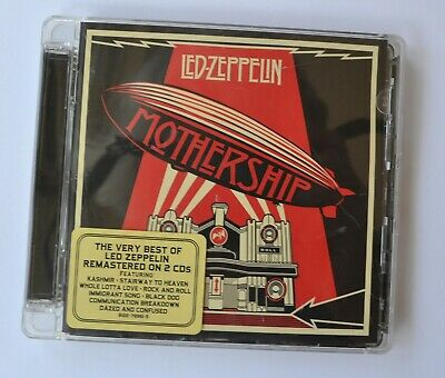 Led Zeppelin - Mothership (2007) 24-track compilation remastered on 2 CDs