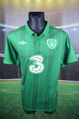 "Ireland Eire Umbro 2011-12 Home Football Shirt (48"") Jersey Top Trikot Camiseta"