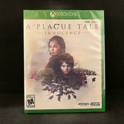 A Plague Tale Innocence (Xbox One) BRAND NEW / Region Free