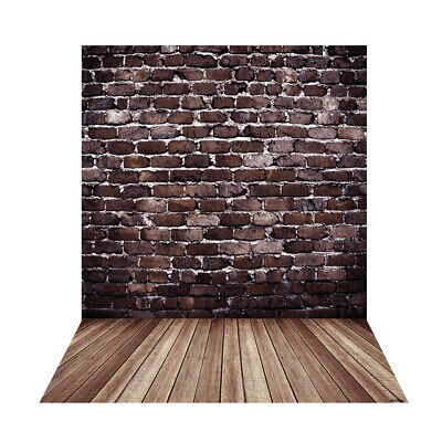 1.5*2m Big Photography Background Backdrop for photo Studio Dark brick wall H8E1
