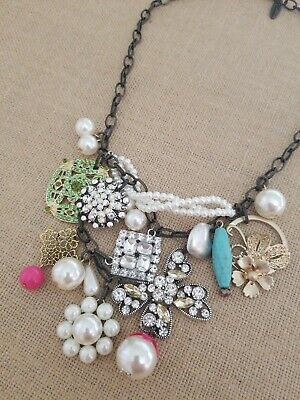 b6e952ee6 ALEXIS NECKLACE PLUNDER Design Jewelry vintage brooch style - $20.00 ...