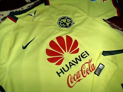 0219137c2fb Jersey nike club america L Mexico 2015 authentic original impecable - NO  NAME -