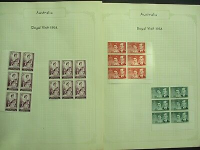 ESTATE: Australian Collection on Pages - Must Have!! Great Value (p2177)