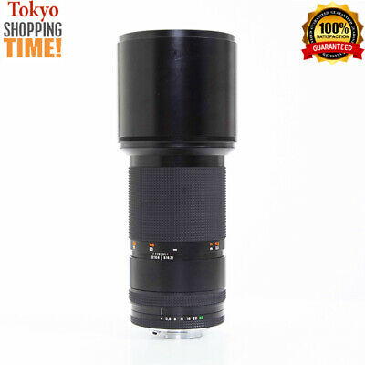 Contax Carl Zeiss Tele-Tessar T* 300mm F/4 MM Lens from Japan