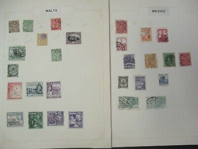 ESTATE: World Collection on Pages - Must Have!! Great Value (p2239)