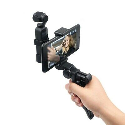 Pocket Extended Camera Tripod Mount Phone Holder Accessories For DJI OSMO US