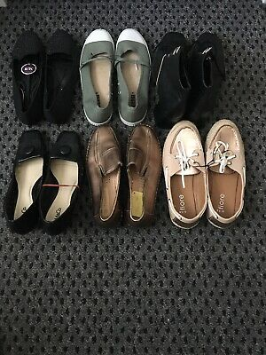 New Shoe Size 5 Bundle Lot X 6