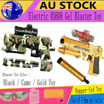 MANUAL GEL BLASTER Gun STD 1911 Gel Ball Blaster Toy Gun Mag