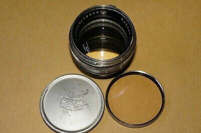 Carl Zeiss Jena Sonnar 5cm f1.5 (non-coated) (contax RF mount)