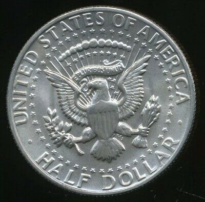 United States 1972-D Half Dollar 50 Kennedy