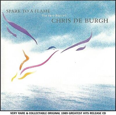 Chris De Burgh - The Very Best Essential Greatest Hits Collection CD - 80's Pop