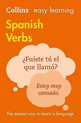 Easy Learning Spanish Verbs by Collins...