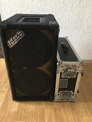 Marbass Traveler 102   2x10 Bassbox