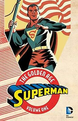 Superman The Golden Age TP Vol 1 by Jerry Siegel