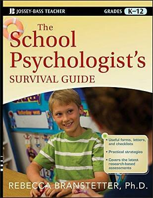 The School Psychologist's Survival Guide by Rebecca Branstetter (Paperback,...