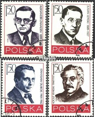 Poland 2598-2601 (complete issue) used 1978 Polish Labor