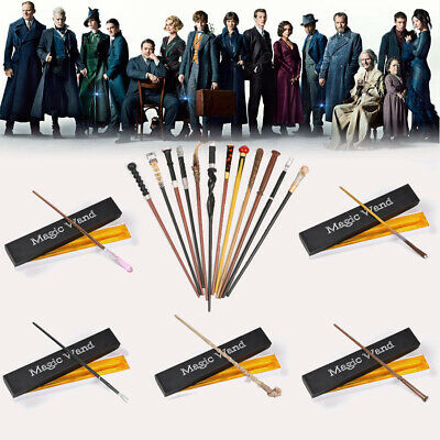 Fantastic Beasts and Where to Find Them Magie Zauberstab Wand Model Toys Cosplay