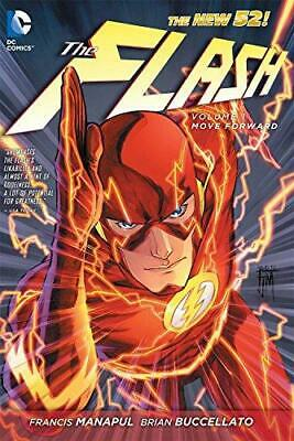 The Flash Volume 1: Move Forward TP by Francis Manapul...
