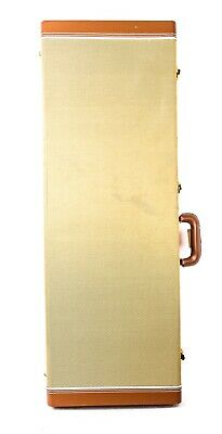 Musician's Gear Deluxe Electric Guitar Case, Tweed-SCRATCHED