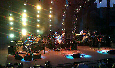 Widespread Panic Tickets Red Rocks Colorado Morrison 3-Day Package