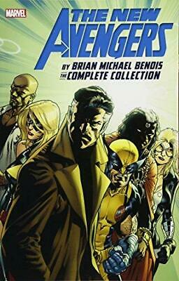 New Avengers By Brian Michael Bendis: The Complete Collection Vol. 6 by Brian...